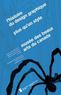 L'histoire du design graphique on Behance #swiss #project #academic #french #poster #ngc #morel #paul