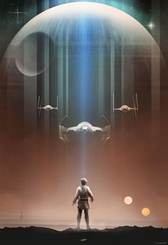 Star Wars: Sci-fi Perspectives by Andy Fairhurst