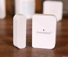 iSmartAlarm Home Security System #security #office #home #iphone #app #alarm #ios