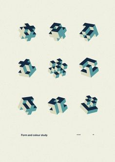 Make Something Cool Every Day | Fubiz™ #design #poster