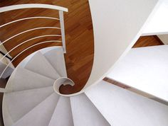 Rizzi's Spiral Staircases - #stairs, #staircase, #stairway, architecture, stairs