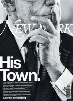 Magazine of the Year Finalist #3: New York