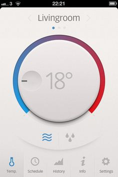 Clean, simple, sexy. #user #interface #ui #interfaces