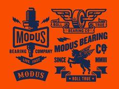 Apparel II #kidd #apparel #design #illustration #roll #bearings #true #kendrick #modus