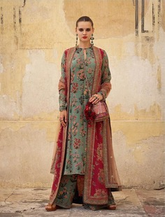 Sabyasachi embroidered Suit