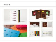 M&M's : Global Brand Book [image] | scaryideas.com #wilson #guidelines #direction #brand #art #m&ms #bryan