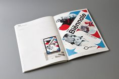 Joseph Burrin #spread #layout #magazine