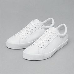 www.erikschedin.com #white #schedlin #leather #erik #trainers