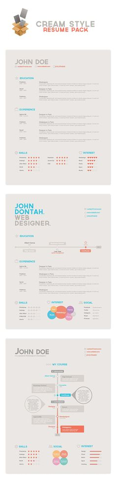Preview #resumes