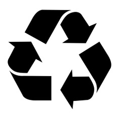 See more icon inspiration related to recycle, symbol, three, sign, triangular, arrows, logistics delivery, symbols and signs on Flaticon.
