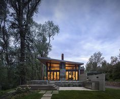 Woody Creek Residence by CCY Architects 9