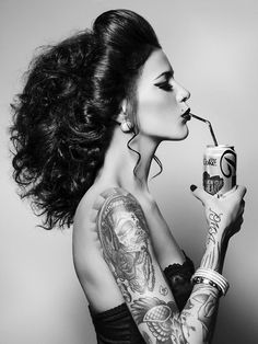 50+ Pictures of Tattooed Women