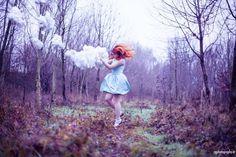 Gorgeous Self-Portrait Photography by Cornelia Gillman