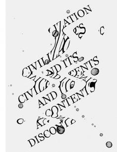 triborodesign | triboro leftovers #type #lettering