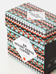 Thompson Tea & Coffee Co. on Behance