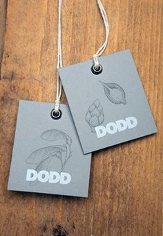 DODD Clothing #label