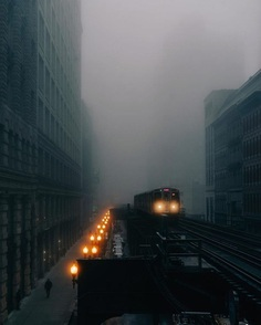 Fabulous Street Shots of Chicago by Kameron Sears