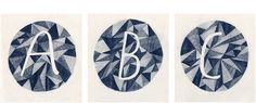 Typographic : Liam Stevens #drawn #alphabet #hand #typography