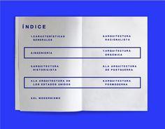Arquitectura y Urbanismo #trendy #spain #design #arquitecture #murcia #blue #trend #editorial