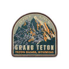 Grand Teton patch