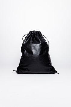 bag #black #leather #bag
