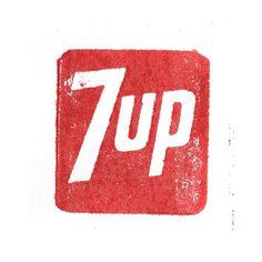 7up | Flickr - Photo Sharing! #print #vintage #logo #texture