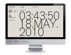 artless Inc. | news and portfolio : * branding / V.I. : tokyo design lab. #grid #web #time