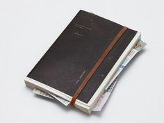 Lyla & Blu #elastic #bound #design #graphic #journal