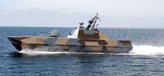 Norwegian Navy Patrol #camo #navy