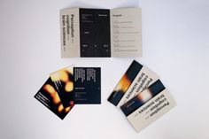 PCBS : davidegioacchini #branding #event #flyer #depliant #art #brochure
