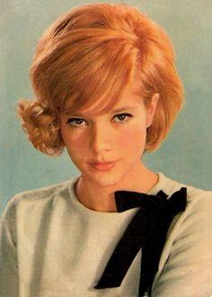 Sylvie Vartan #1960s #vintage photography #sylvie vartan
