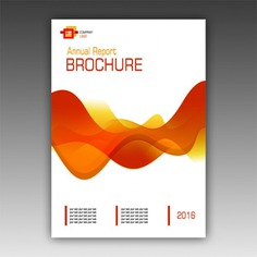 Orange brochure template Free Psd. See more inspiration related to Brochure, Flyer, Business, Abstract, Cover, Template, Wave, Brochure template, Color, Orange, Waves, Catalog, Folder, Flyer template, Stationery, Corporate, Company, Modern, Corporate identity, Branding, Identity, Brand, Colour, Abstract waves, Wavy, Colored and Coloured on Freepik.