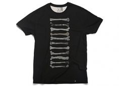 KAFT Design - BONESÂ Tshirt #clothing #design #bone #tshirt #ettinger #tee