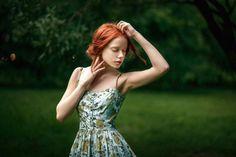 Beauty Portraits by Nastas'ya Parshina