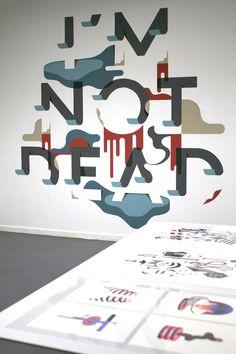 I'M NOT DEAD -Staynice