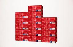 BVD – Ikea #packaging #ikea #box