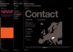 GYÁR branding, 2011. on the Behance Network #swiss #website #webdesign #helvetica #style