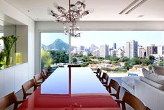 Modern Dwelling in Rio de Janeiro - #architecture, #house, #home, #decor, #interior, #homedecor,