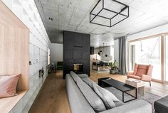 Elegance and Youthful Spirit at House Project by Studio Toota - InteriorZine