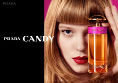 Prada Candy Typeface by Gareth Hague | Alias | typetoken