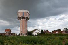 Water Tower Architecture #architecture #water #tower
