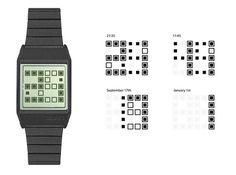 Quad LCD Watch Concept Design Ideas