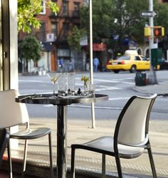 STUA Hells Kitchen #chairs #design #restaurant #jesus #furniture #gasca #stua