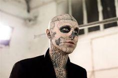 DeadFix · #tattoo #mad #scary