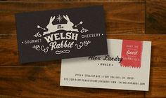 Graphic-ExchanGE - a selection of graphic projects #cheese #business #welsh #collins #identity #fort #logo #rabbit