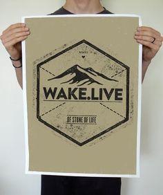 Betraydan #live #wake #design #poster #art #betraydan