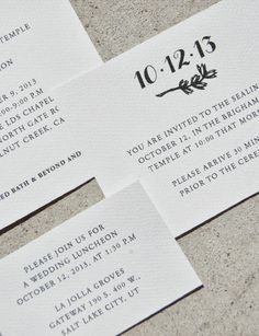 West end girl #white #print #black #invitations #and #typography
