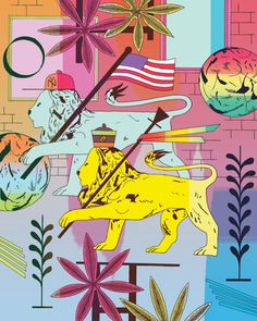 Patrick Kyle | PICDIT #design #graphic #digital #illustration #art #drawing