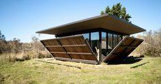 False Bay Writers Cabin by Olson Kundig Architects
