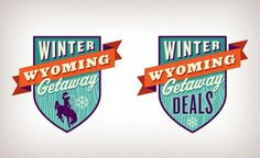 Winter Wyoming « The Tenfold Collective Blog #mark #logo